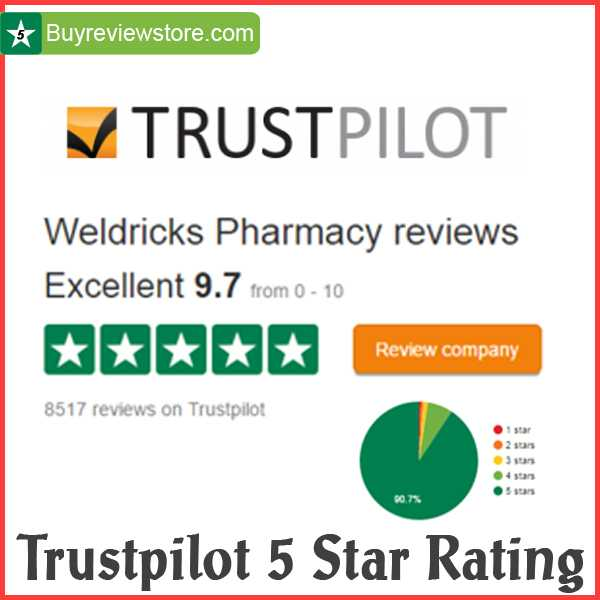 Buy Trustpilot 5 Star Rating